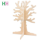 Customized Unfinished Wooden Trees