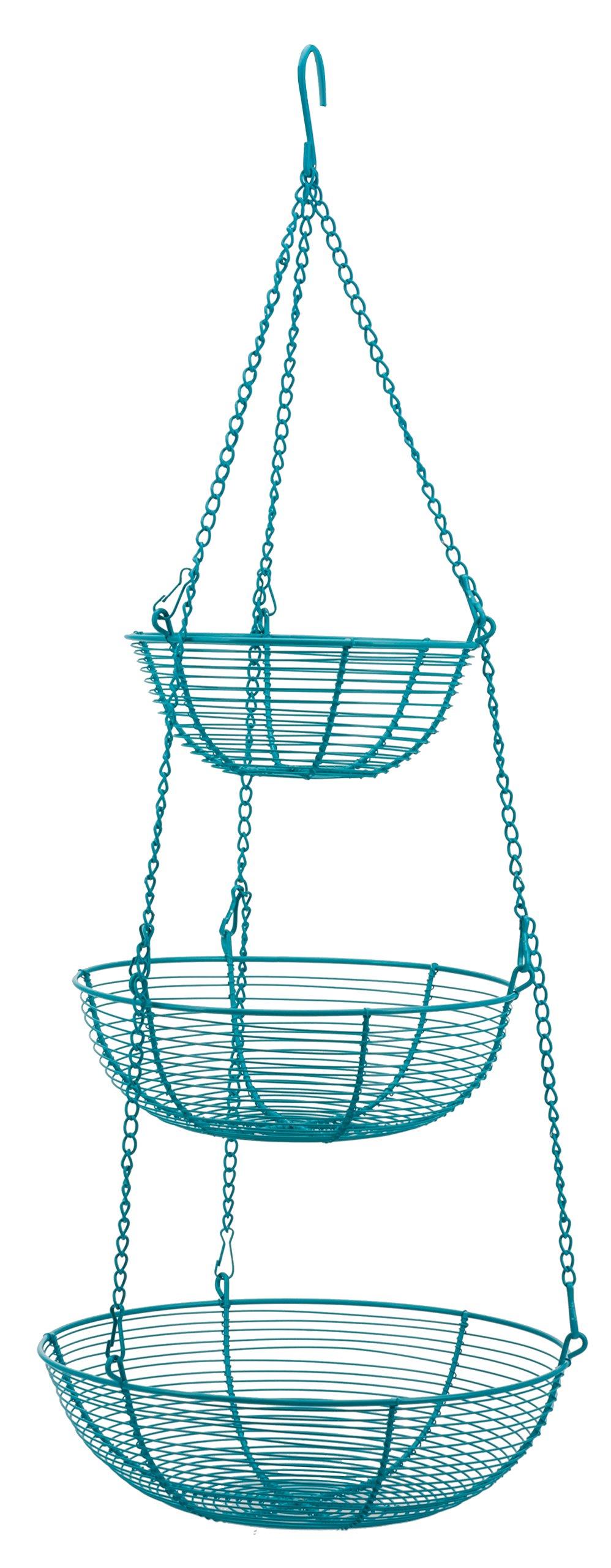 Cheap 3 Tier Hanging Wire Basket, find 3 Tier Hanging Wire Basket ...