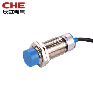 LJ24A3-8-Z/AX 3 wires NPN NC embedded DC6-36V Industrial automation metal detection inductive proximity sensor switch