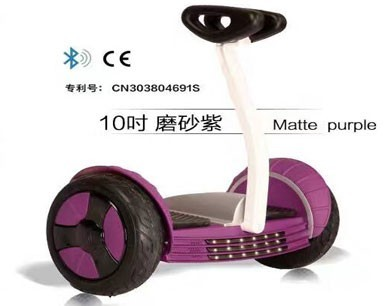 8 Inch Two Wheels Smart 2016 Self Balancing Scooter Electric