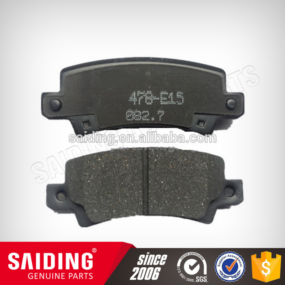 Toyota yaris disc brake pads toyota yaris disc brake pads suppliers and manufacturers at alibaba com