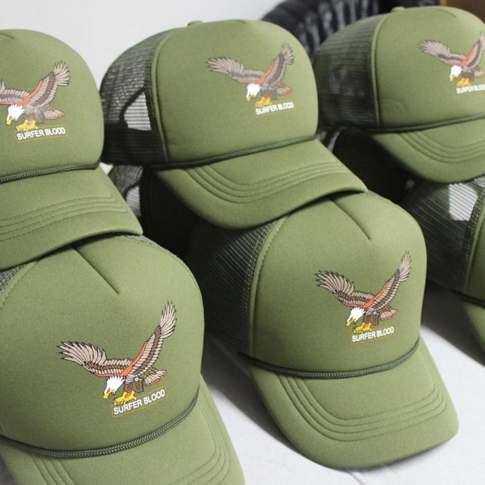 High Quality Custom Screen Printed Trucker Hats - Buy Trucker Hats ... b290ddc28b3