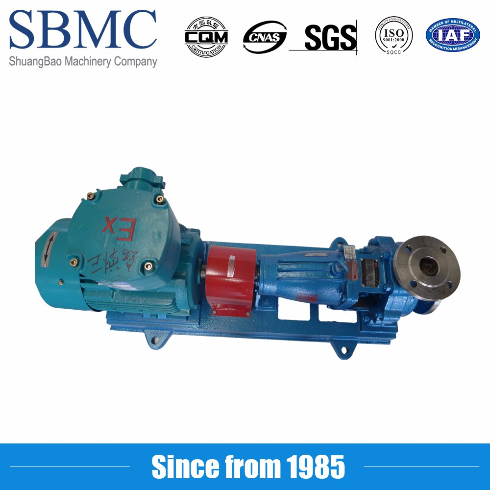 Stainless Steel Caustic Soda Pump Alkali Liquid Teflon Lined Centrifugal Pump In Petrochemical (Oil & Gas)