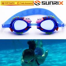 Silicone Funny Swimming Waterproof Goggles