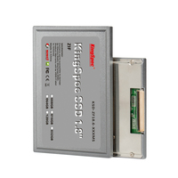KingSpec 1.8 ssd zif 128gb laptop upgrading SSD for sony TZ/UX FUJITSU U1010/2010