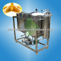 automatic sunflower soya beans cooking oil refining machine / continuous sesame oil refining machine with CE&ISO90001