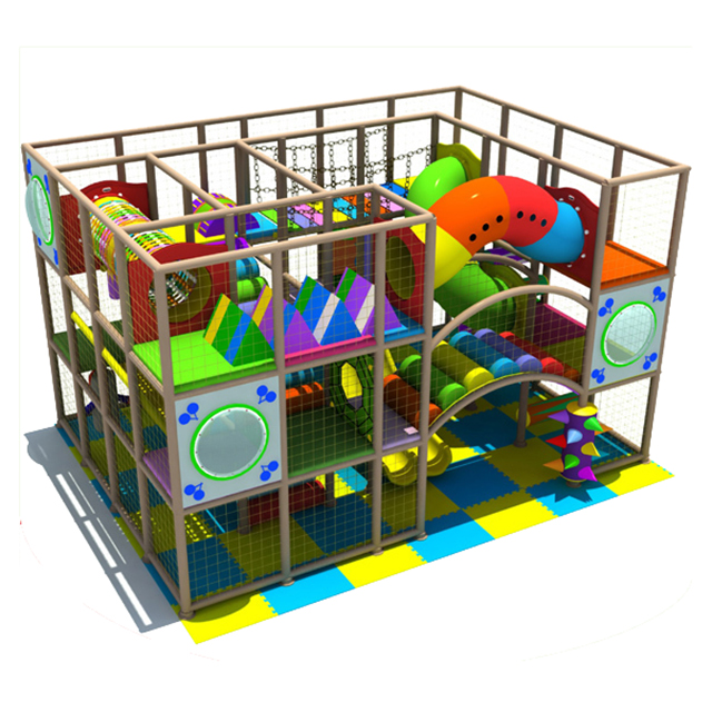 Customized Style Soft Used Kids Indoor Playground Equipment For Sale