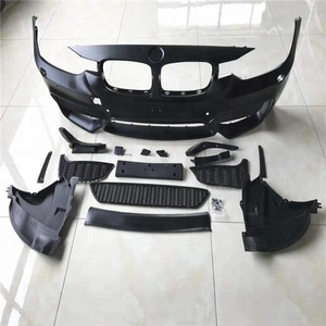 Best Quality 3 Series F30/F35 body kit Front Bumper Upgraded to M3 for BMW