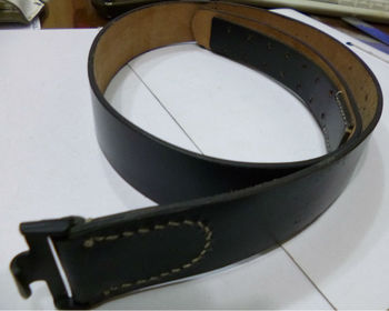 Replicas Ww2 German Army Leather Waist Belt - Buy Military Leather  Belt,Leather Holster Patterns,Army Military Leather Belt Product on  Alibaba com
