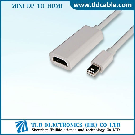 High quality mini dp to HDMI/VGA for MacBook