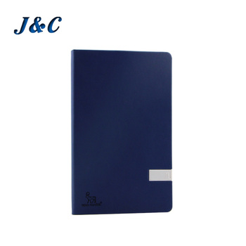 stationery A5 145*210 ruled papers PU leather USB notebook