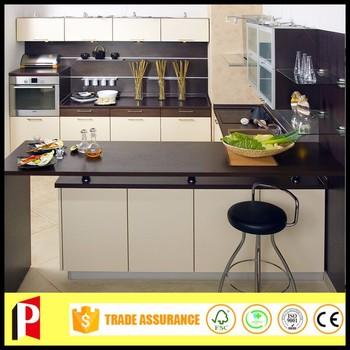 Modern walnut kitchen cabinets ready made cabinet drawers for Ready made kitchen drawers
