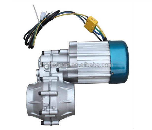 high power brushless electric motor/electric steering boat motor