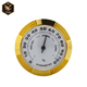 YuJia cigar 58mm plastic digital cigar hygrometer for humidor