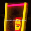 Wood Material 3D Logo Led Animation Light Box
