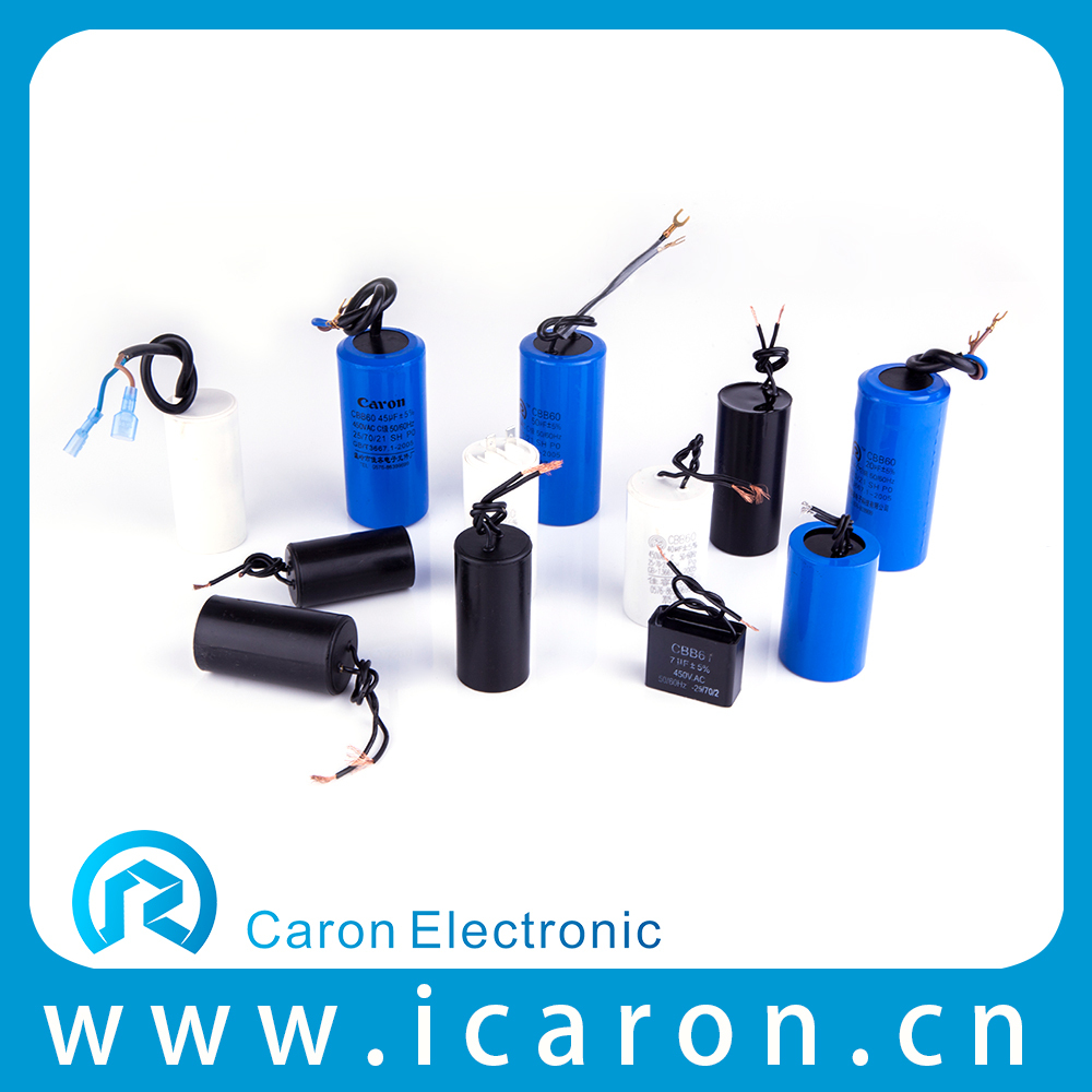Strong over-carrying CARON Newest Design 450Vac Capacitor Cbb60 40 70 21