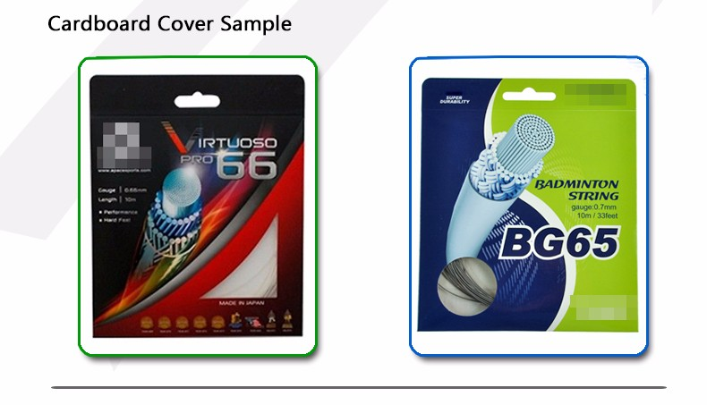 Factory wholesale badminton string brand best nylon string badminton
