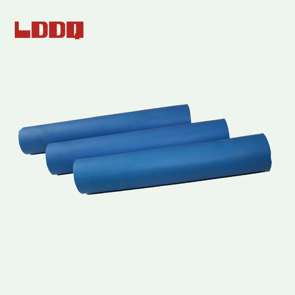 Cable accessories blue insulation tubing rohs certificate cable protecting sleeve