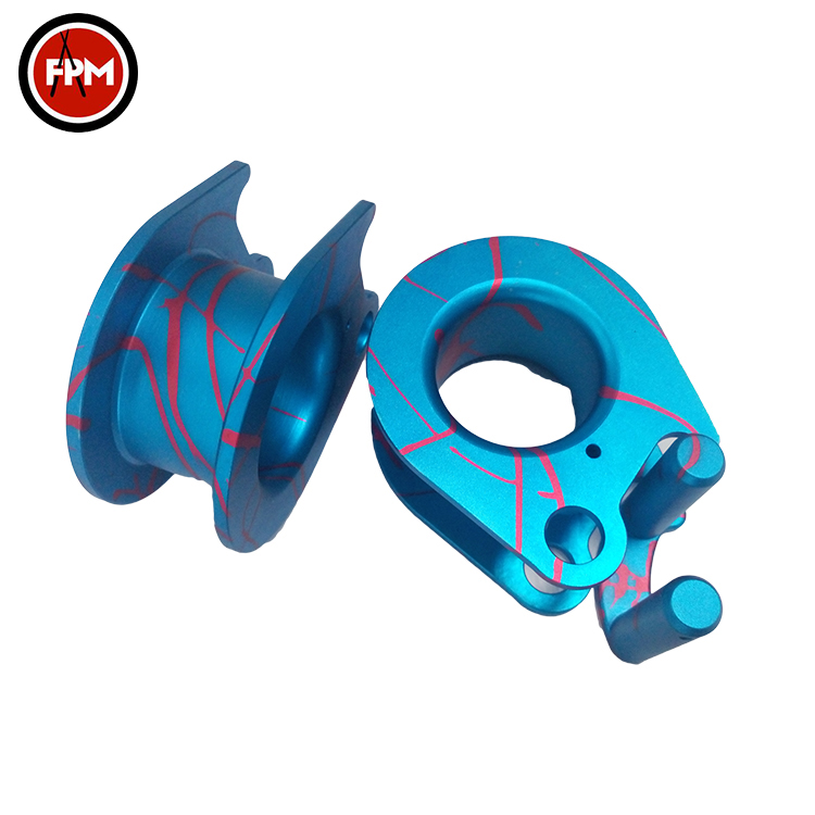Export metal cnc customize printer parts machining Aluminum used auto motorcycle parts