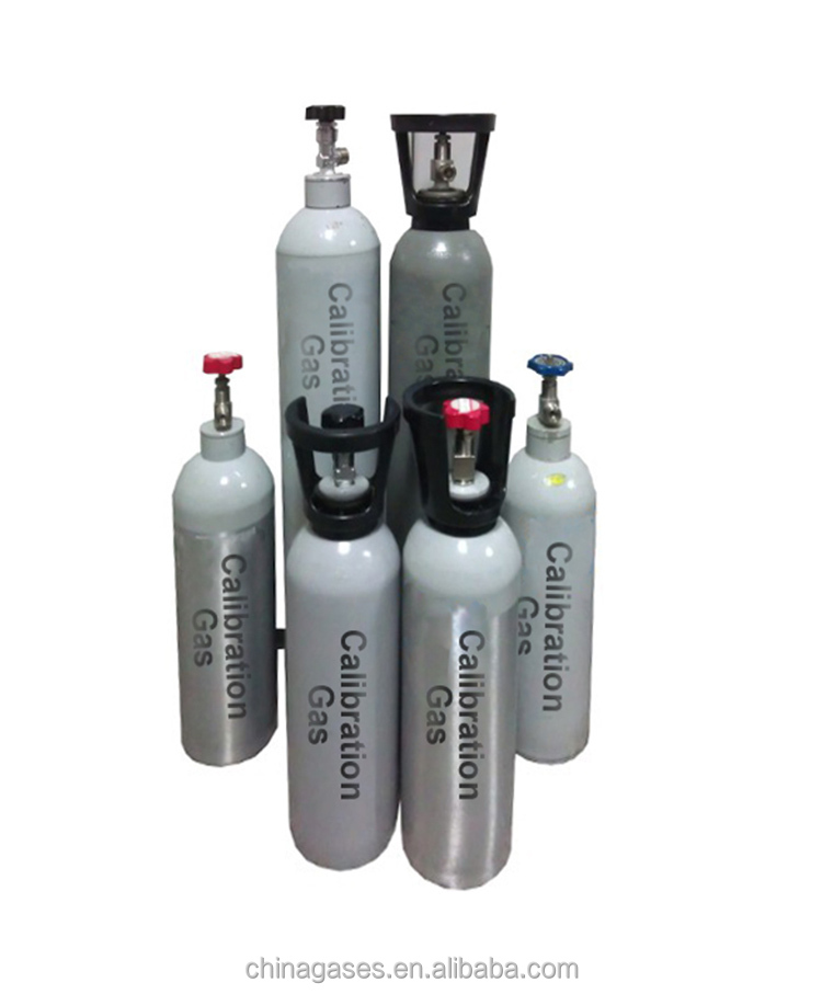 Medical, Petrochemical, Instrument and Enviroment Calibration gas