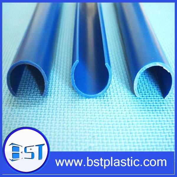 diversi tipi di tubo di plastica c forma tubo di plastica