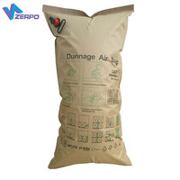 Cheap factory price designer paper container dunnage air bag craft stuffing packaging pillow