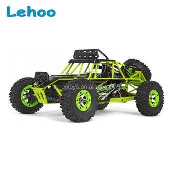 Child Rc Cross Country Truck 1 10 2wd Electric Short Course Racing Car Toys Wl