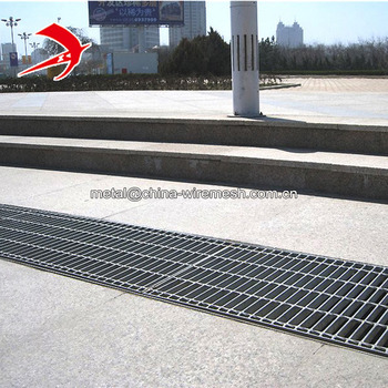 Metal Storm Drain Grates Floor Pit Covers Stainless Steel