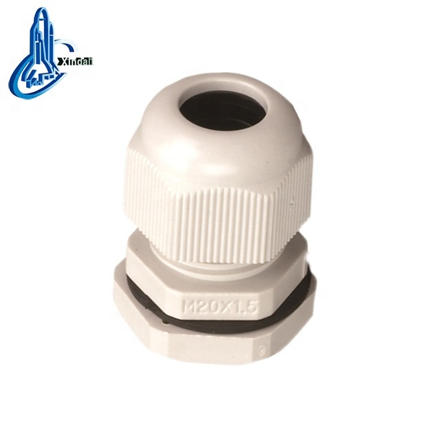 hot selling professional waterproof nylon clamp cable gland PG series