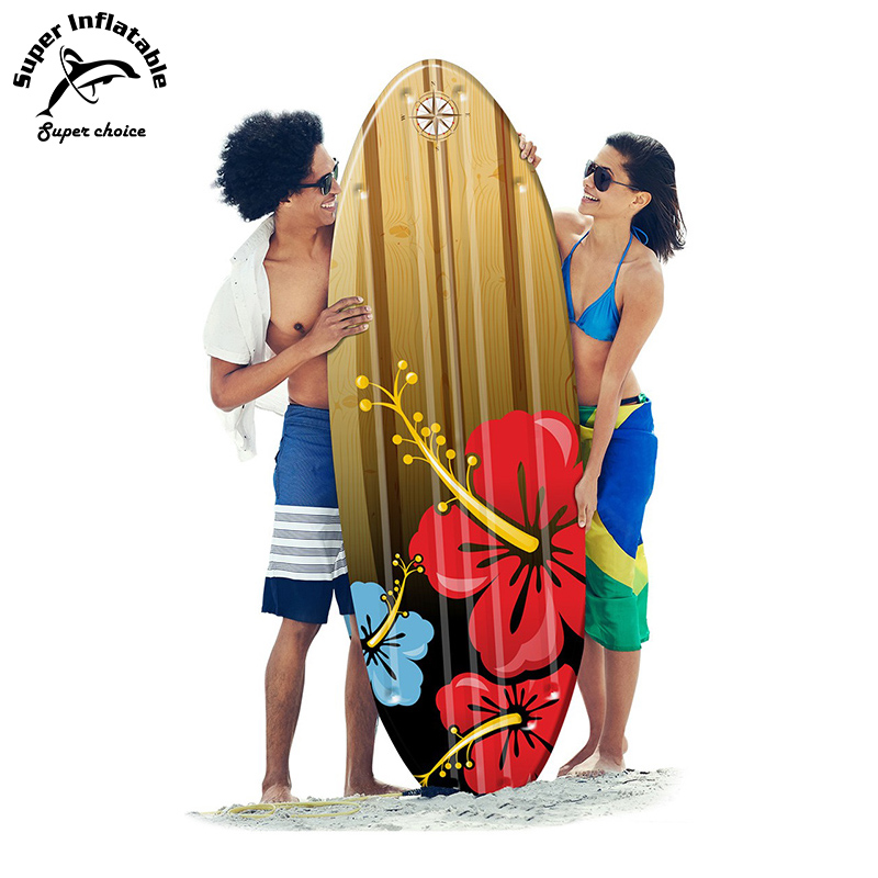 Pvc Inflatable Surf Board(Surfboard) Pool Float