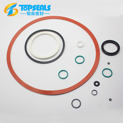high heat resistant rubber washer ring 5mm rubber gasket