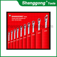 Mirror Polished Box End Wrench set wrench bracelet