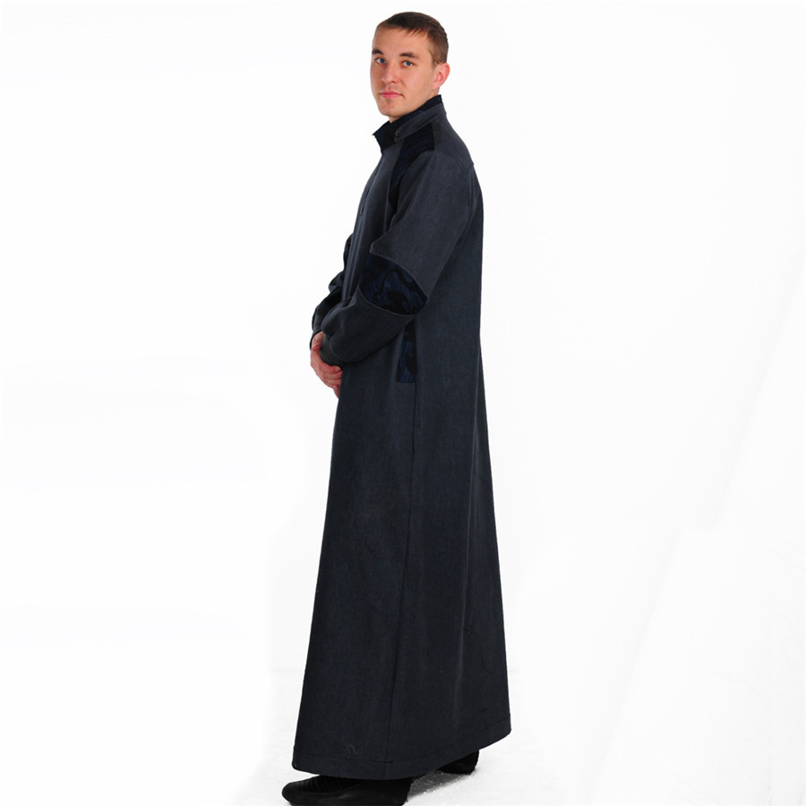 Pure witheid abaya voor mannen