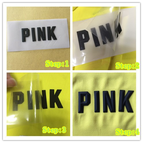 Pvc plastisol t shirt heat transfer sticker buy fabric for Heat transfer stickers for t shirts