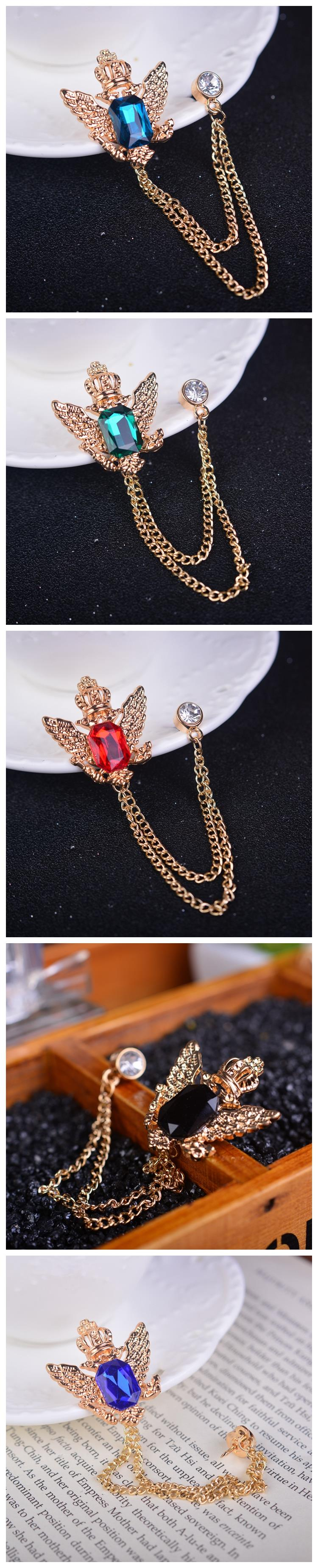 07c77fe9496 Detail Feedback Questions about 2017 Sale Time limited Brooches For ...