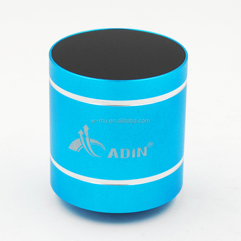 Adin Bluetooth vibration speaker B1BT 10W bass bluetooth altavoz mini speaker
