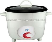 China manufactuary energy saving electric small drum one person rice cooker with 110 220 volt