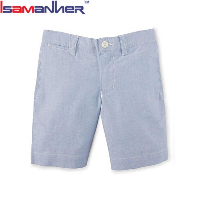 Hot modello pantaloncini di cotone fresco elegante nuovo stile ragazzi pantaloni