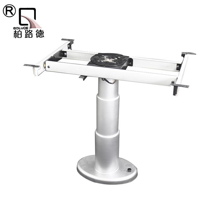 Maximum height is 730mm rv parts caravan/motorhome Lifting Table leg