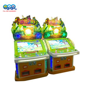 Shooting butterflies insect hunting arcade game machine