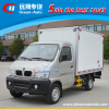 Jinbei 1.5tons mini van truck/mini freezer box truck/refrigerator car
