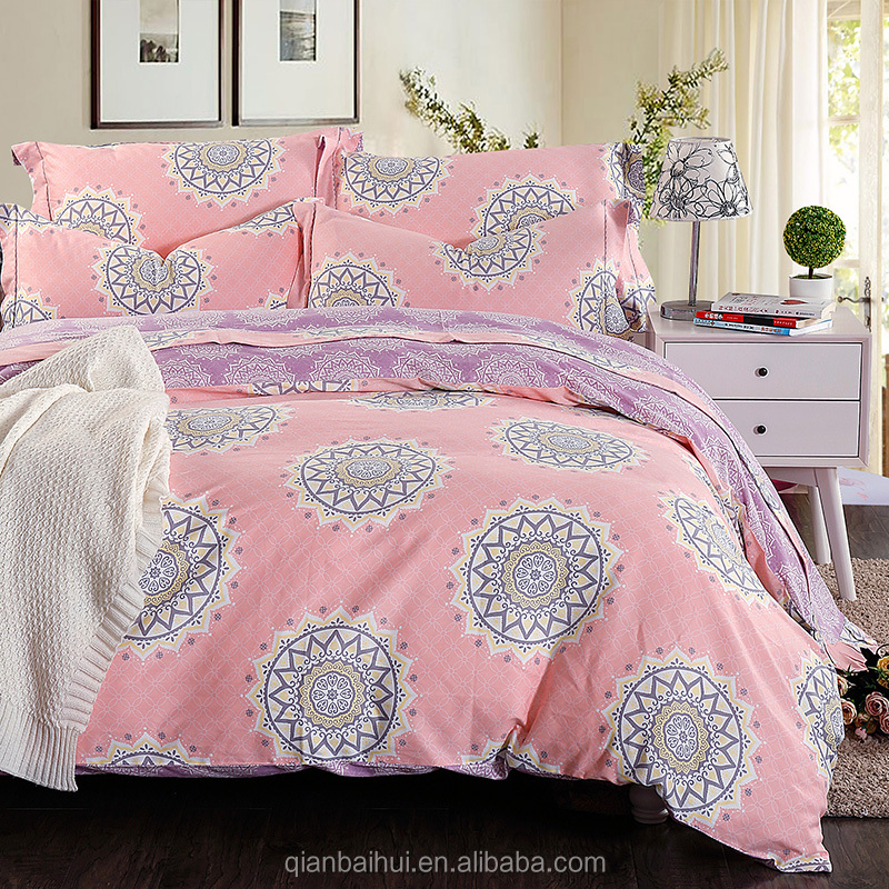 good quality 100% cotton comforter and bedding sets with good price