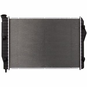 Quality brazed Car Radiator DPI 1485