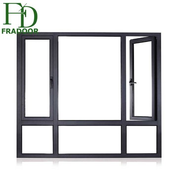 Made In China Best Ing Aluminum Thermal Break Windows Model House