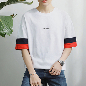 Customized Wholesale Comfortable Plain White 100% Cotton Slim Fit T Shirts For Men