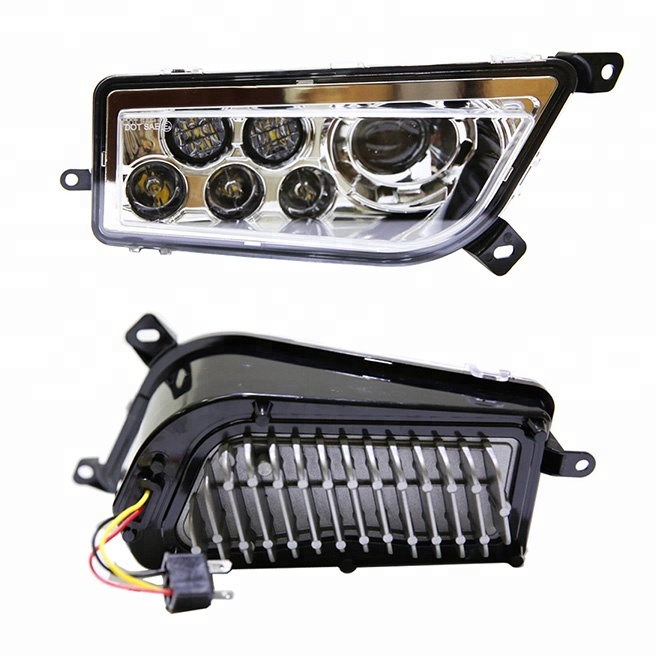 2017 Morsun otomatik ATV UTV led Far Aksesuarları LED Far polaris rzr 1000 XP renkli