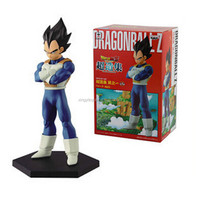 "Dragon Ball Z Resurrection 'F' Super Saiyan DXF Vegeta 15/6.3""toy action figure"