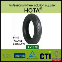 Small Pneumatic Rubber Tyre, Tyre 8 1/2x2,Tyre 60/80-7TL