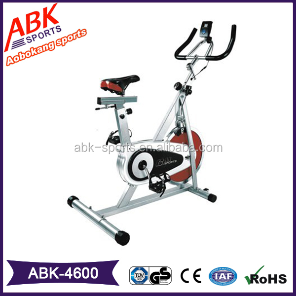 Bodybuilding 13kg Flywheel Spin Bike Commercial Fitness Equipment