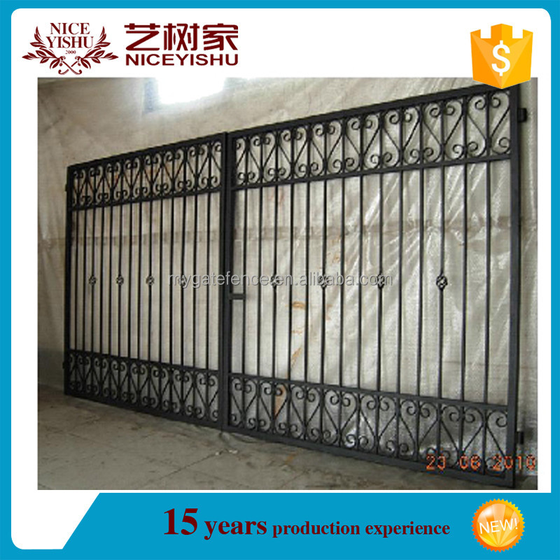 China Modern Simple Steel Gate Design Diffe Designs Home Entrance Gates
